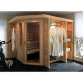 Wooden Made Saunas