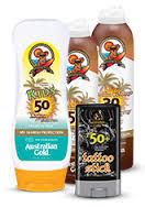 SPFs - Sunscreen Lotions