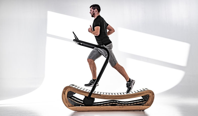 NOHrD Sprintbok Curved Treadmill